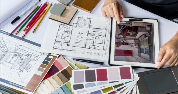 Interjero dizaino projektavimas ir įgyvendinimas